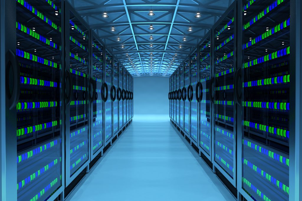 Business Technology Group - Data centre