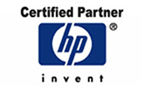 HP Certified Partner logo