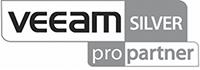 Veeam Silver Pro Partner logo